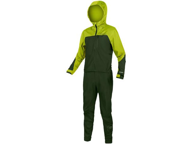 Endura SingleTrack Onesie Herren bilious green